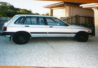 1985 Holden Barina Overview