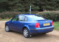 Picture of 1998 Volkswagen Passat 4 Dr GLS 1.8T Turbo Sedan, exterior