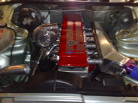 Picture of 1989 Ford EA Falcon, engine