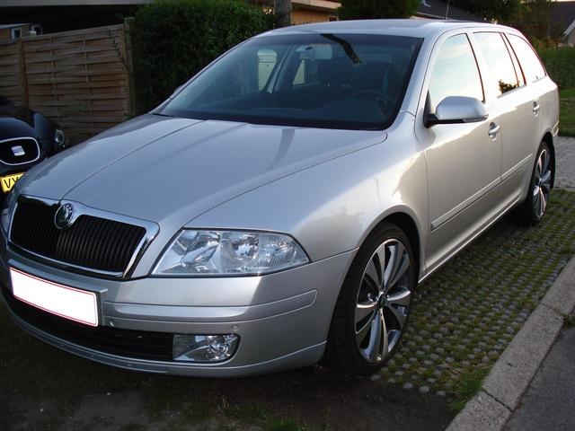 Picture of 2006 Skoda Octavia, exterior