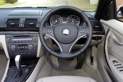 2006 Bmw 1 Series Interior Pictures Cargurus