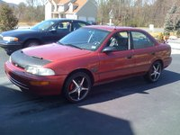 1993 Geo Prizm Picture Gallery