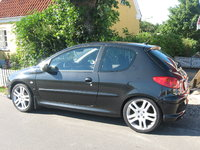 Picture of 2004 Peugeot 206, exterior, gallery_worthy