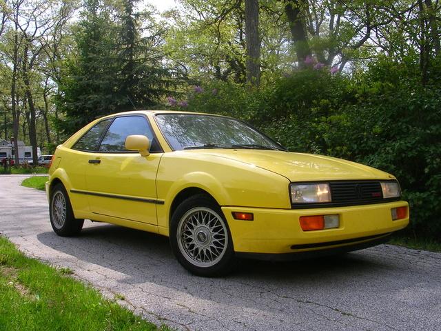 Picture of 1990 Volkswagen Corrado 2 Dr Supercharged Hatchback, exterior, gallery_worthy