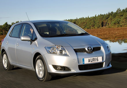 Picture of 2008 Toyota Auris