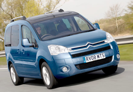 Picture of 2007 Citroen Berlingo
