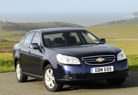 Picture of 2008 Chevrolet Epica, exterior