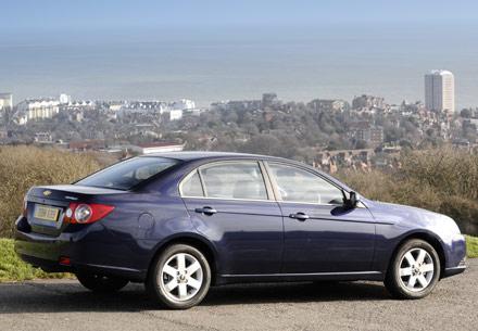 2008 Chevrolet Epica picture, exterior