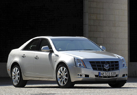 Picture of 2009 Cadillac CTS, exterior, gallery_worthy