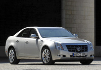 2009 Cadillac CTS Picture Gallery