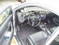 2006 Acura RSX Type-S, last inside picture i took before she got shipped to Cali..., interior