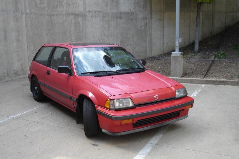 1986 Honda Civic - Exterior Pictures - CarGurus