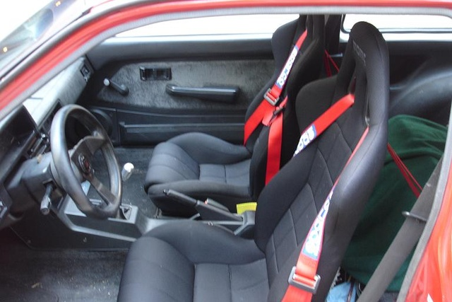 Picture of 1986 Honda Civic Si Hatchback, interior