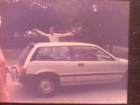 1985 Honda Civic DX Hatchback, 1985 Honda Civic Hatchback DX picture, exterior