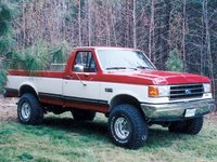 1989 Ford F-150, my F150 in a few years, exterior