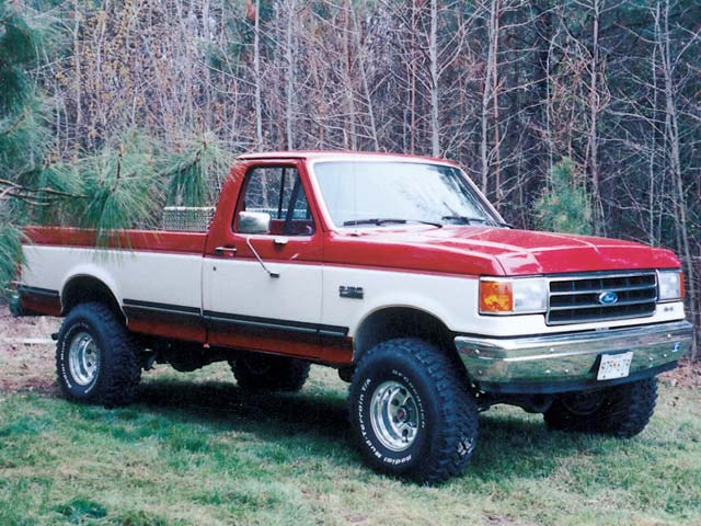 1989 ford f 150 pictures cargurus. Black Bedroom Furniture Sets. Home Design Ideas