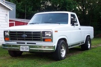 1986 Ford F-100 Overview
