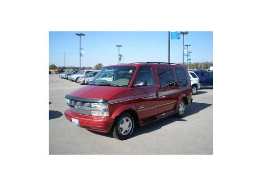 Picture of 1991 Chevrolet Astro CL AWD Passenger Van Extended