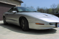 1993 Pontiac Firebird Overview
