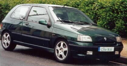 Picture of 1994 Renault Clio, exterior, gallery_worthy