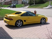 Picture of 1993 Toyota MR2 2 Dr Turbo Coupe, exterior