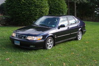 Picture of 2001 Saab 9-3 Base, exterior