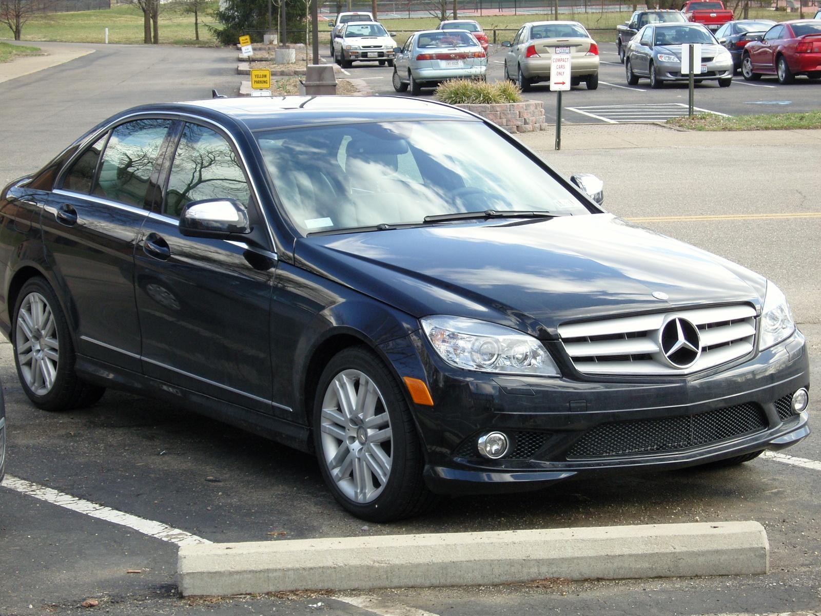 2008 Mercedes Benz C Class Pictures Cargurus