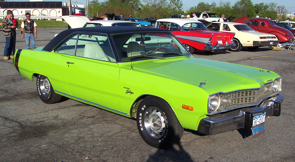 1973 Dodge Dart picture
