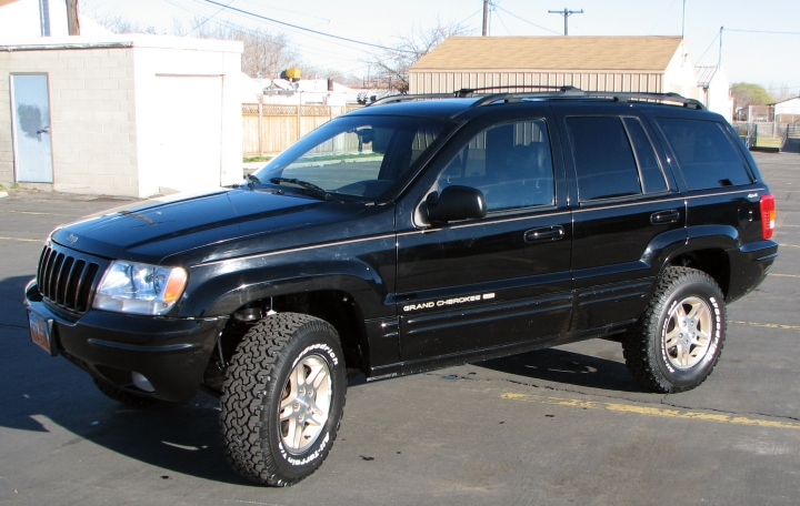 1999 Jeep Grand Cherokee 4 Dr Limited SUV picture, exterior