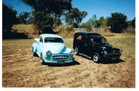 1968 Morris Minor Picture Gallery