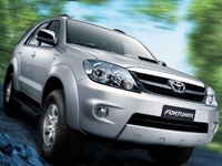 2006 Toyota Fortuner Picture Gallery