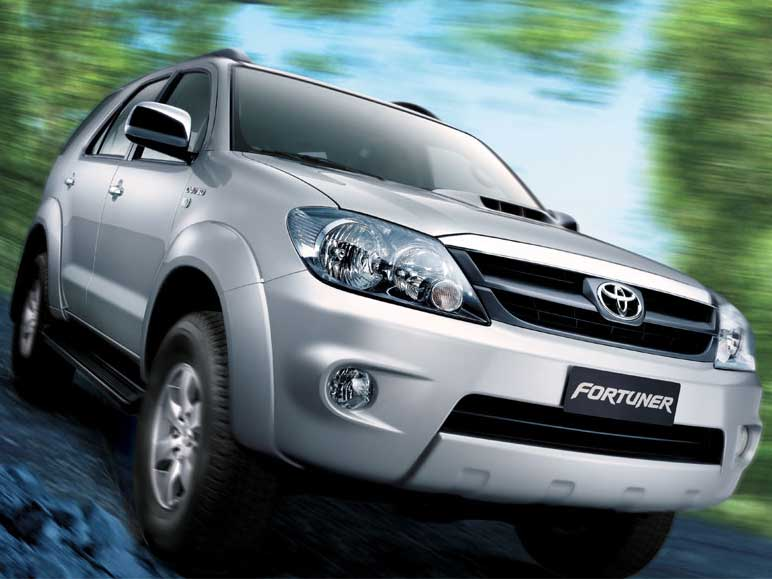 Picture of 2006 Toyota Fortuner