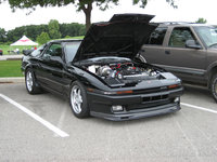 Picture of 1987 Toyota Supra 2 dr liftback turbo, engine