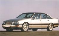 1991 Opel Senator Overview