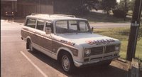 1974 International Harvester Travelall Overview