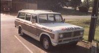 1974 International Harvester Travelall Overview