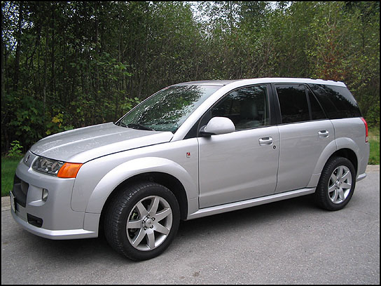 2004 Saturn VUE V6 AWD picture, exterior