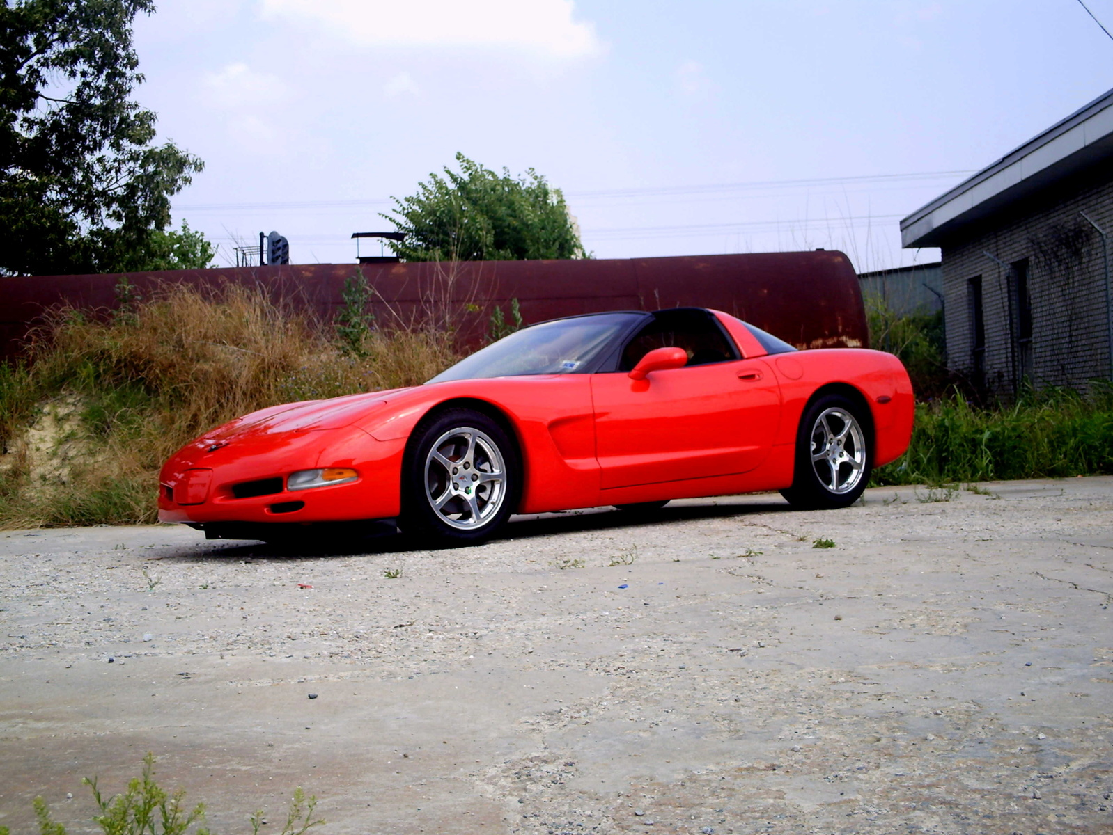 2001 Chevrolet Corvette Coupe picture, exterior