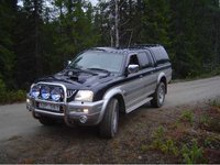Picture of 2005 Mitsubishi L200, exterior