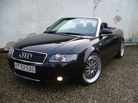 2004 Audi A4 Picture Gallery