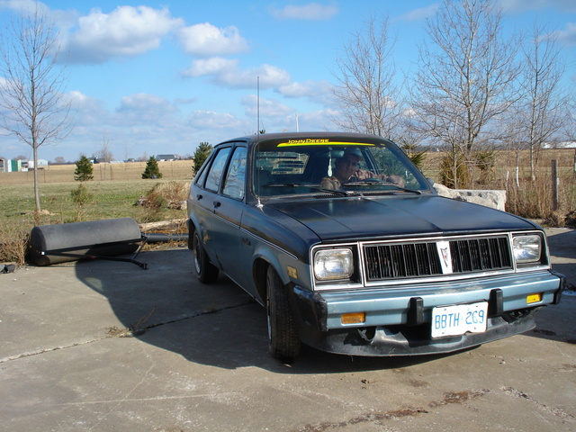 Picture of 1986 Pontiac Acadian