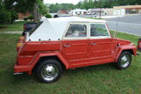 1975 Volkswagen Thing Overview