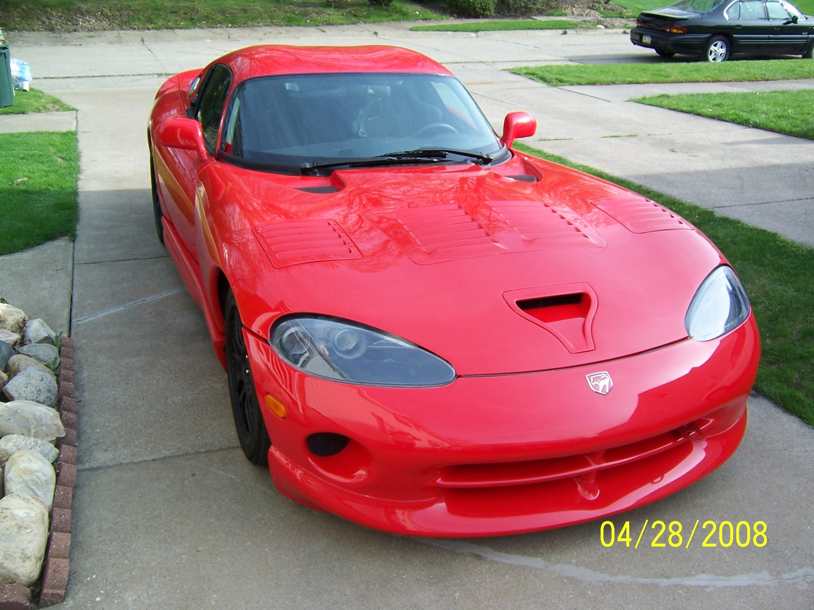 1997 Dodge Viper 2 Dr GTS Coupe picture, exterior