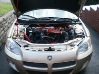 2001 Dodge Stratus SE picture, engine, exterior