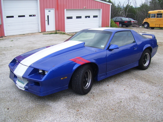 Picture of 1986 Chevrolet Camaro Z28 Coupe RWD