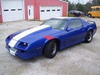 1986 Chevrolet Camaro Picture Gallery