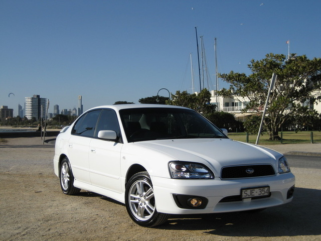Picture of 2003 Subaru Liberty, exterior