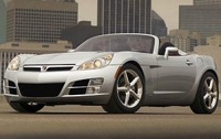 2009 Saturn Sky Roadster picture, exterior