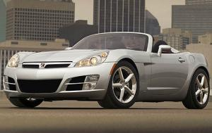 2009 Saturn Sky Roadster picture