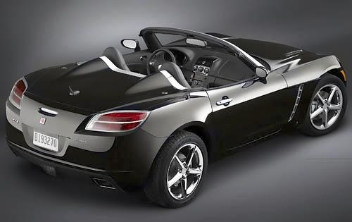 Picture of 2009 Saturn Sky Roadster, exterior, manufacturer, gallery_worthy